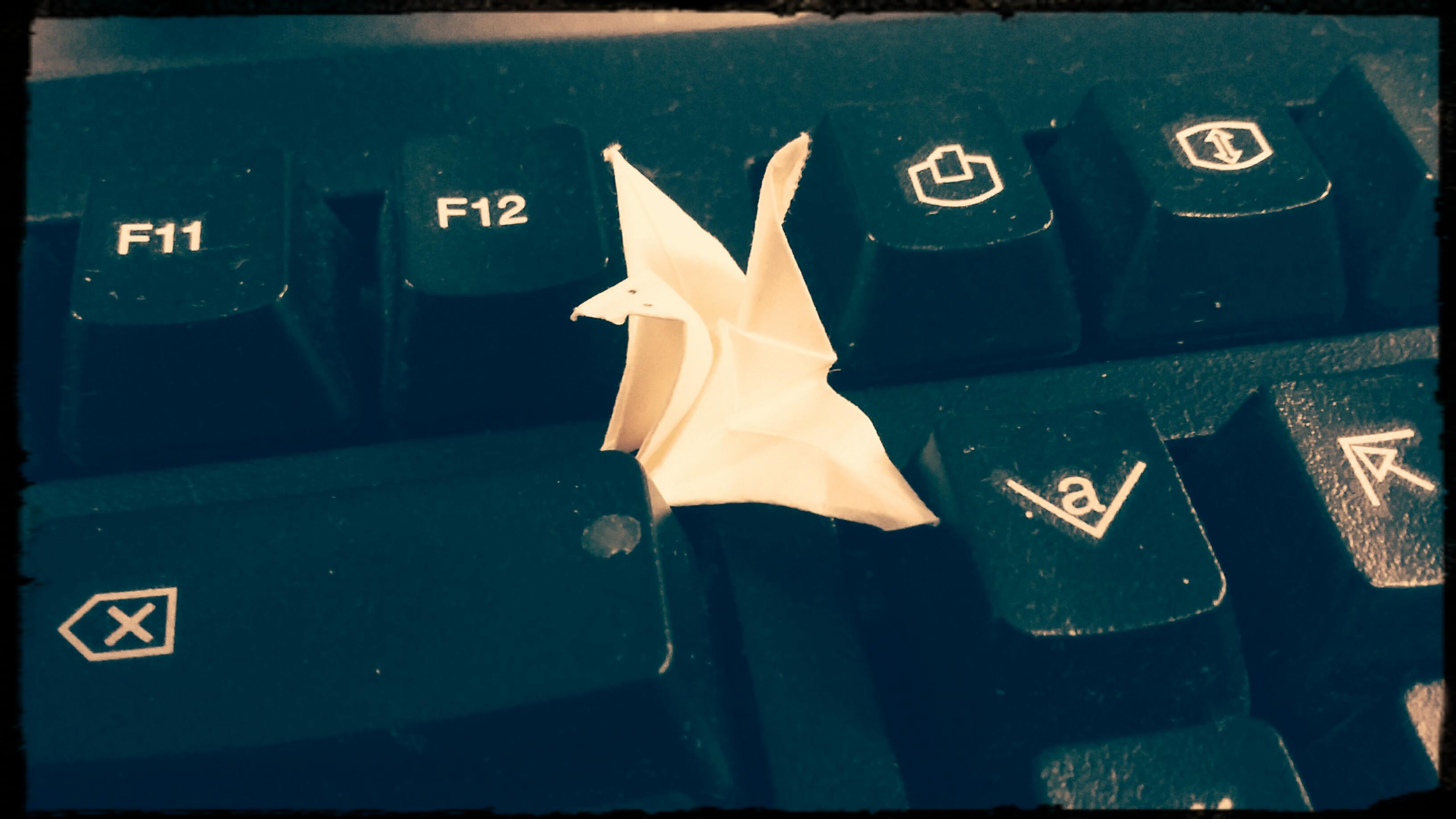 The smallest origami, ever! – Cyranny's cove - photo#19