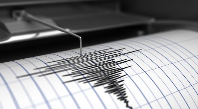 Earthquake-seismograph